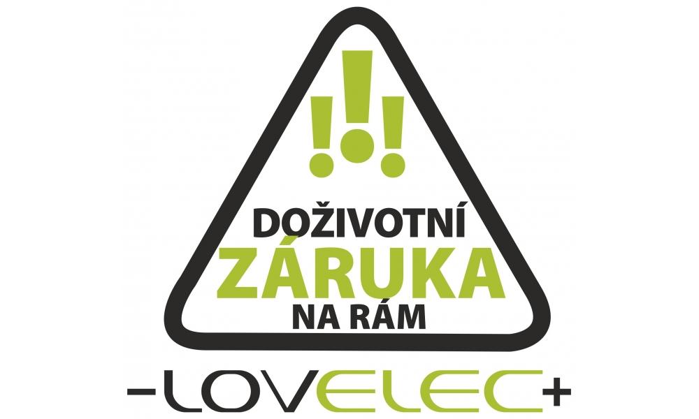 Cestovní elektrokolo LOVELEC Taurus