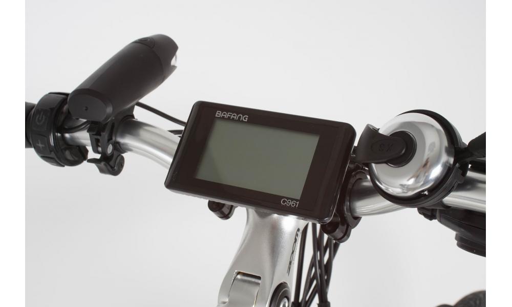 Umístění LCD displeje