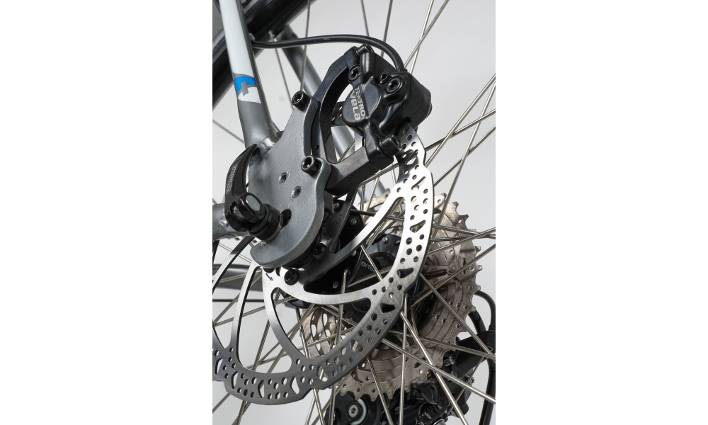 Hydraulické kotoučové brzdy