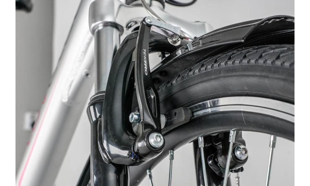 Hliníkové brzdy Tektro V brakes