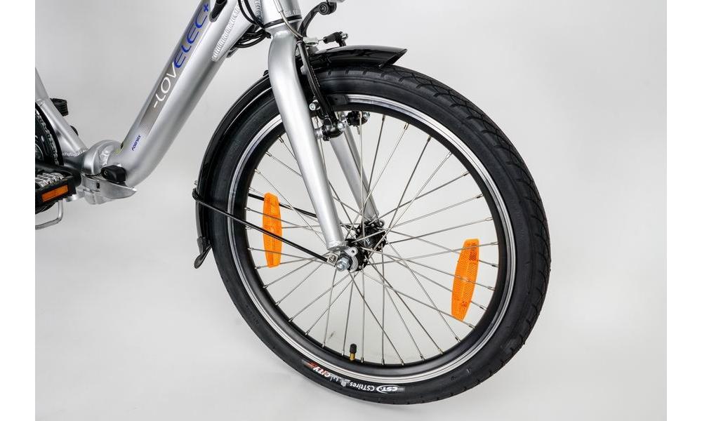 Kvalitní výplet s dvojitými hliníkový ráfky - nosnost až 150 kg