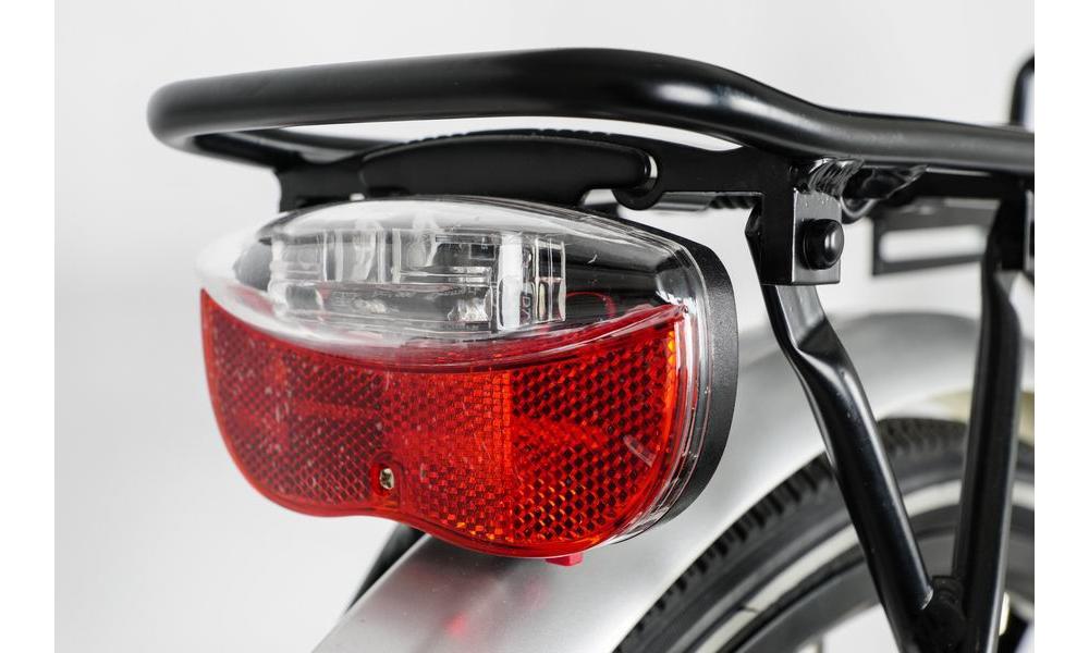 Zadní světlo LED s nezávislým napájením