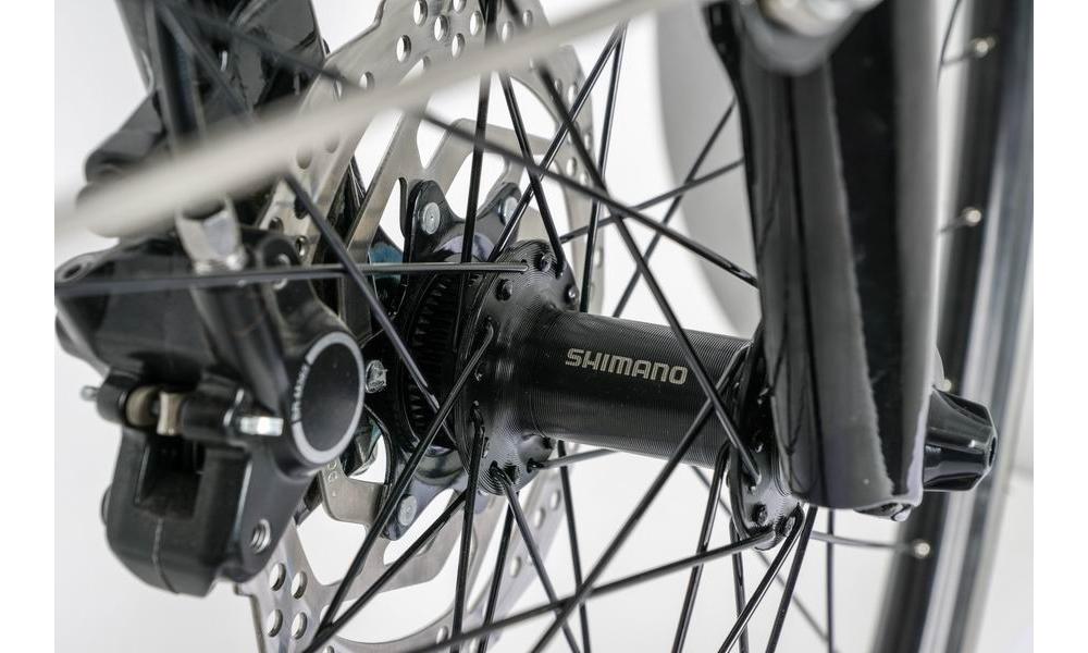 Přední náboj Shimano FH-TX505 +brzdy Shimano hydraulické BR-N365
