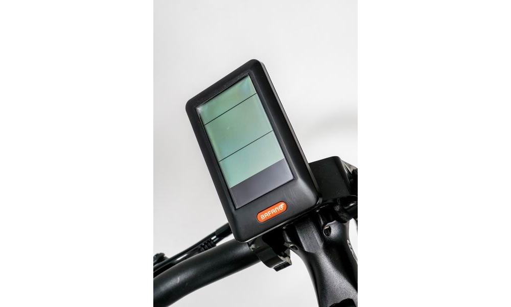 LCD přehledný displej