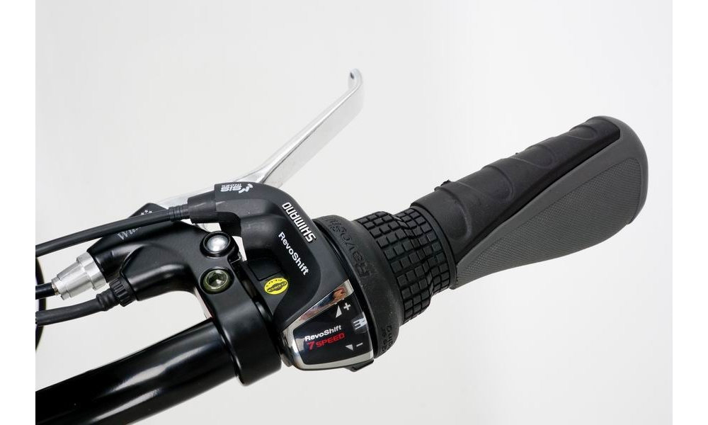 Řazení revoshift + brzdy s čidlem - odpojí elektromotor při brzdění