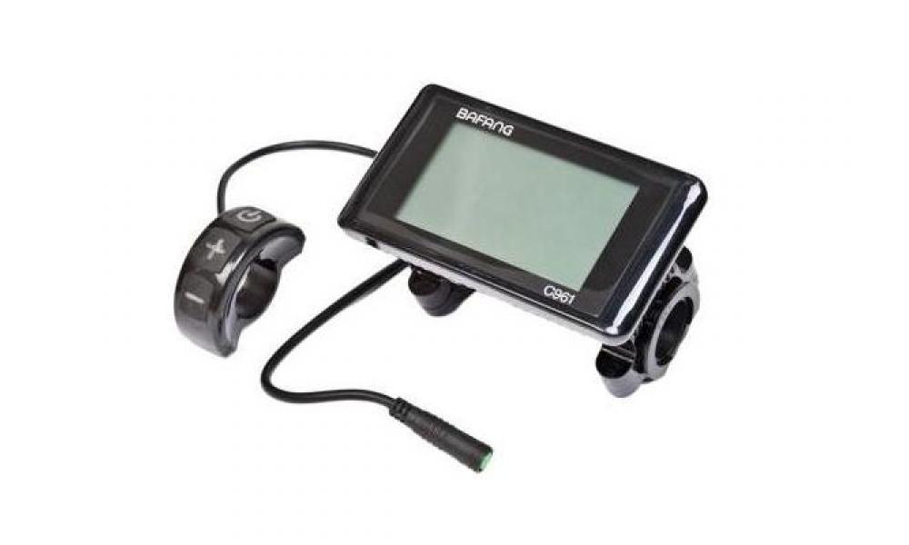 LCD displej + ovládací tlačítka
